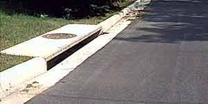Curbside Catch Basin