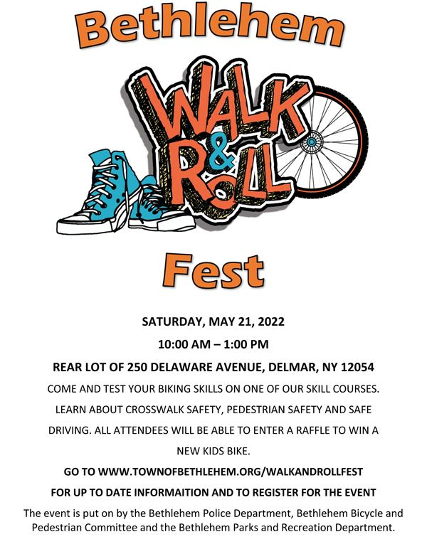 2019 Walk and Roll Fest