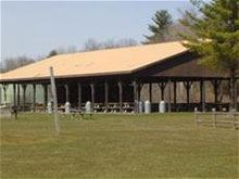 EAP Picnic Facilities - Large Pavilion