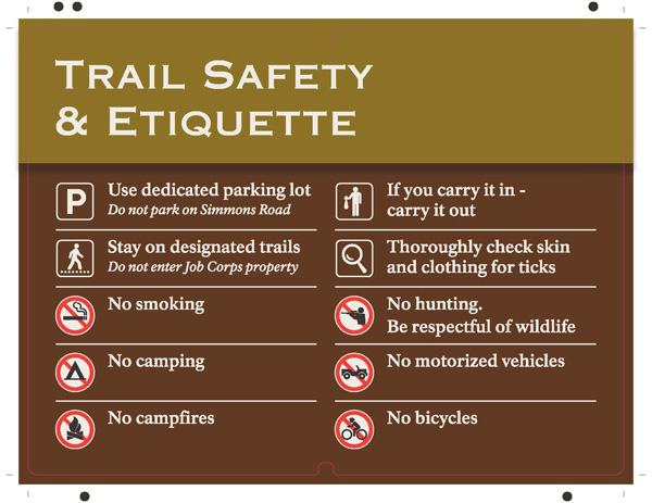 Trail Safety and Etiquette