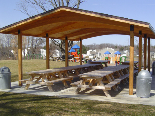 Maple Ridge Park Pavilion