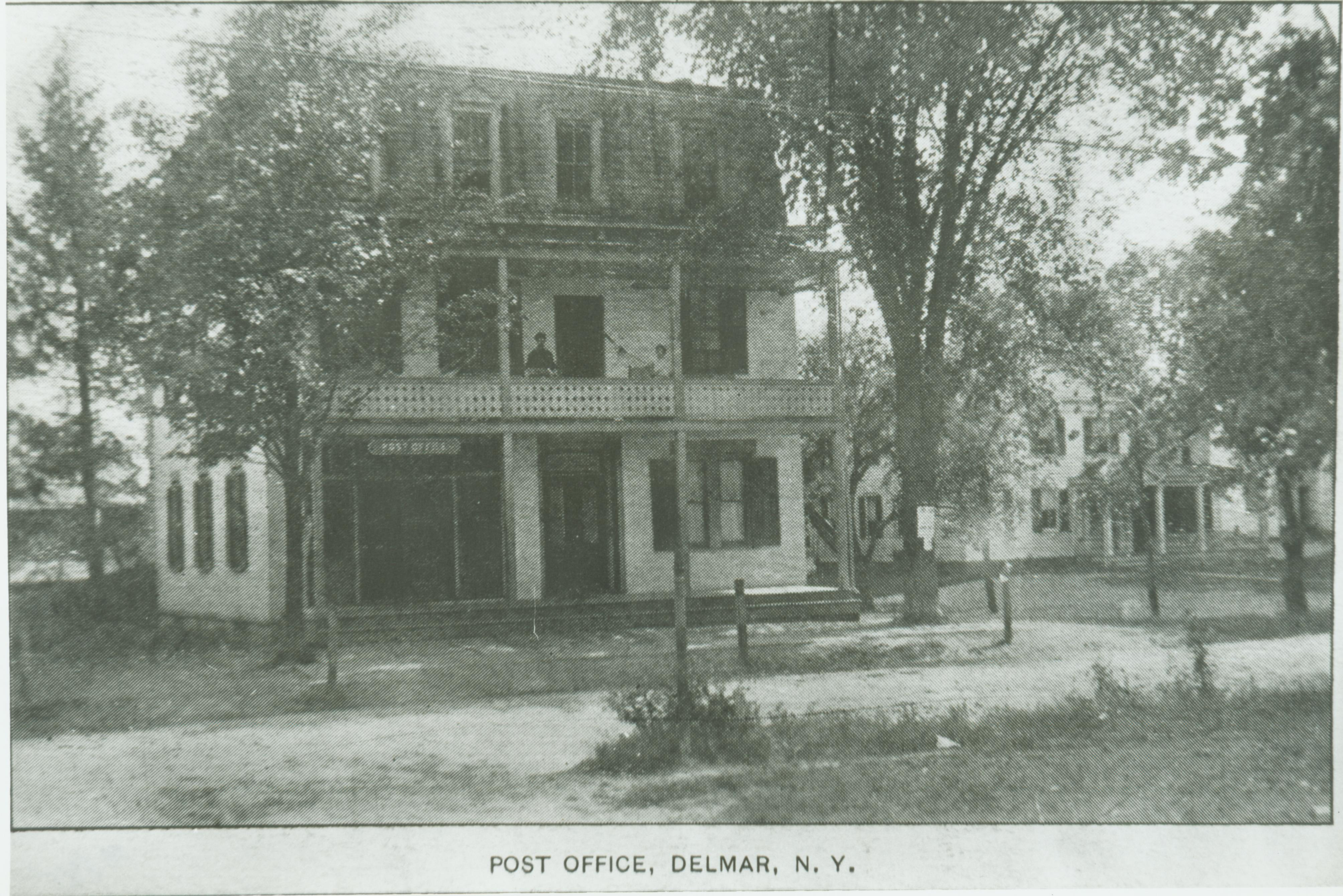 Old Delmar Post Office