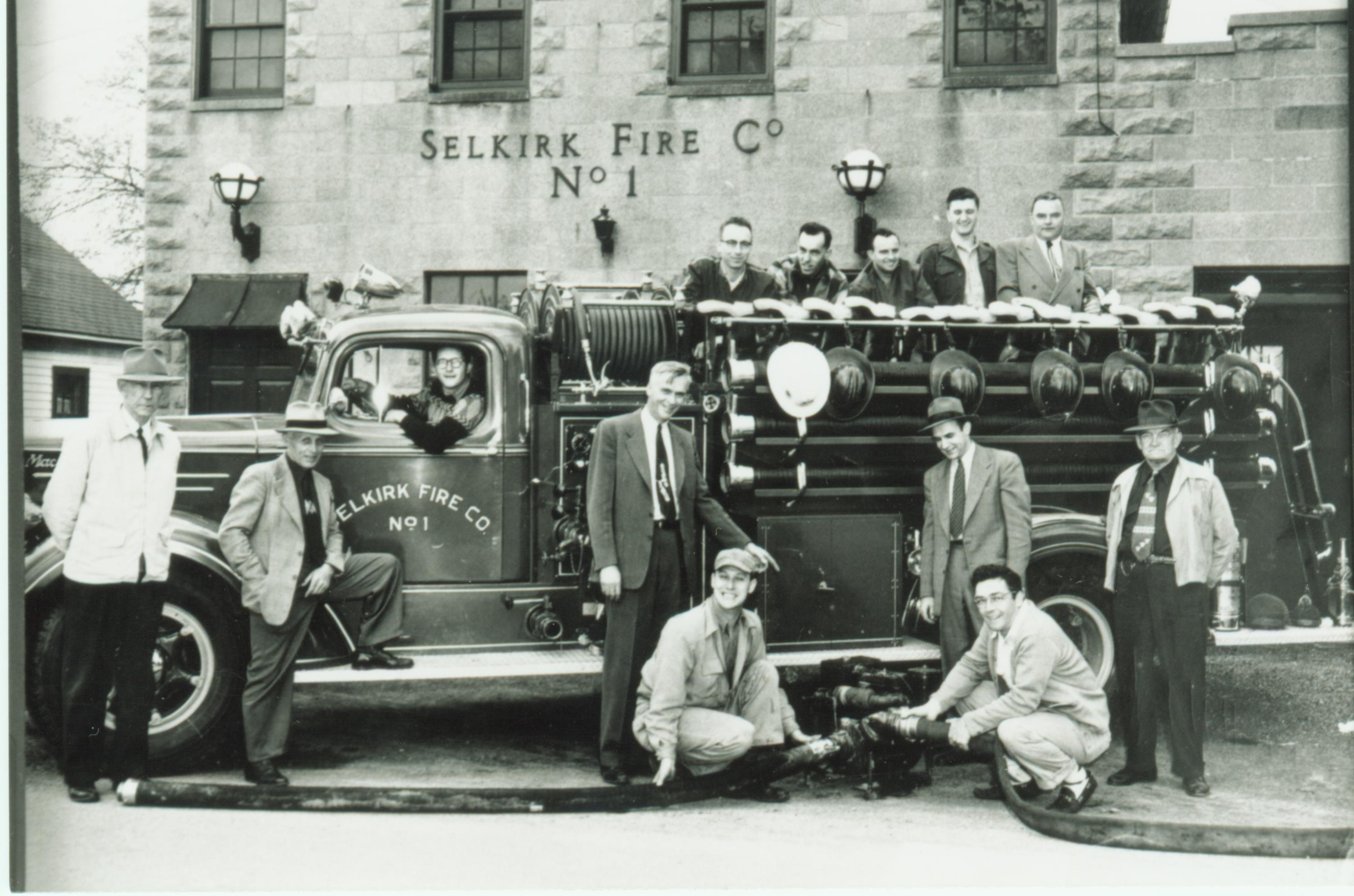 Selkirk Fire Company Number 1